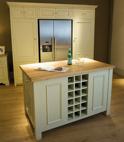 Neptune freestanding kitchen cabinets