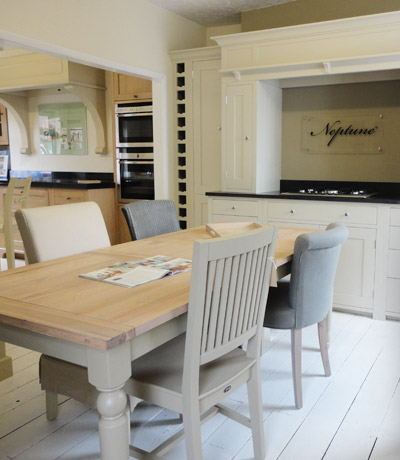 Surrey Kitchens - Neptune showroom
